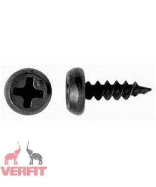 Саморез для крепления металлических профилей толщиной до 0,9 мм, острый наконечник