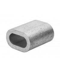 Зажим троса DIN 3093, алюминиевый /перспектива/