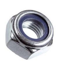 Гайка DIN 985, с Нейлоновым Стопорным кольцом